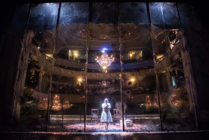 Eugene Onegin, Buxton Opera House