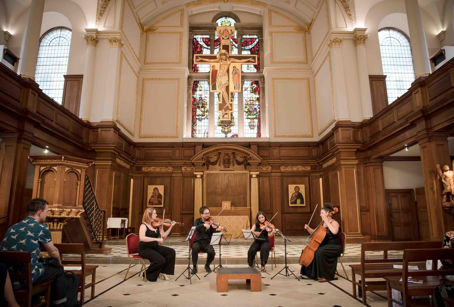 Maple Rose String Quartet
