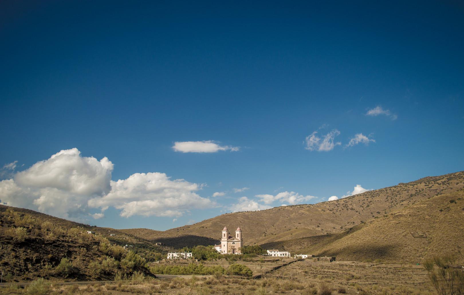 Ermita De Tices, Sierra Nevada, Spain
