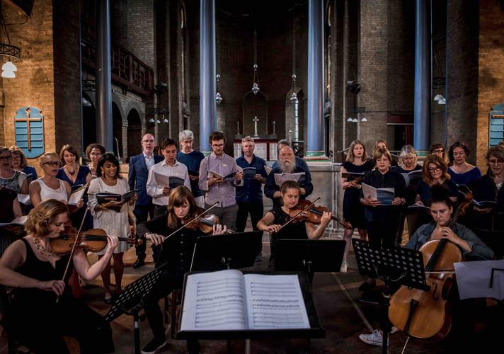 Finsbury Park Singers and Maple Rose String Quartet