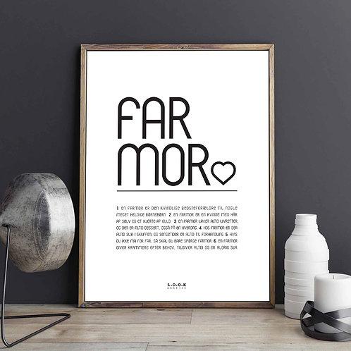 FARMOR Plakat