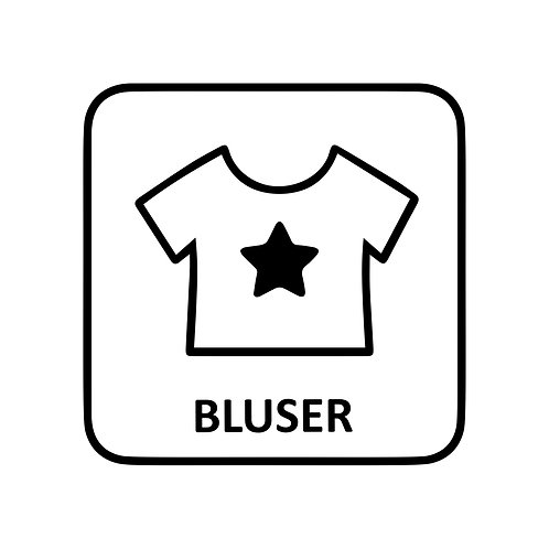Bluse - Dreng