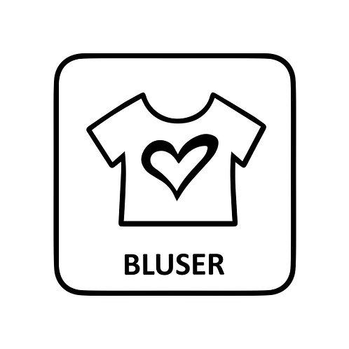 Bluse - Pige