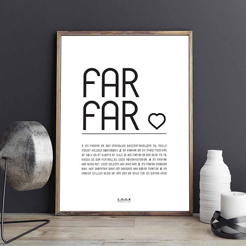 FARFAR Plakat