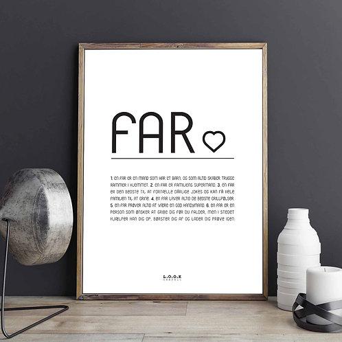 FAR Plakat