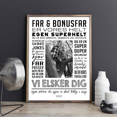 FAR & BONUSFAR-plakat