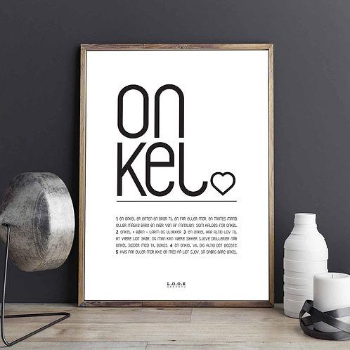 ONKEL Plakat