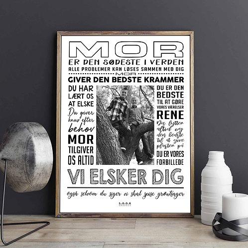 MOR-plakat