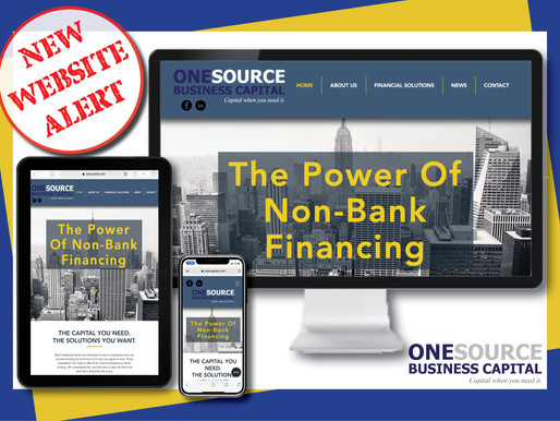 One Source Business Capital Launches New Website