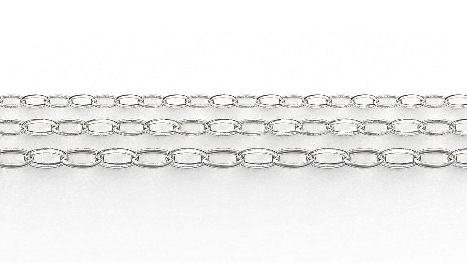 Oval Belcher Silver All Sizes.jpg