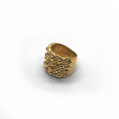 Keeper Ring 9ct Gold
