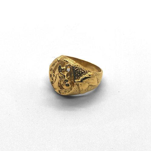 Horse Shoe 9ct Gold