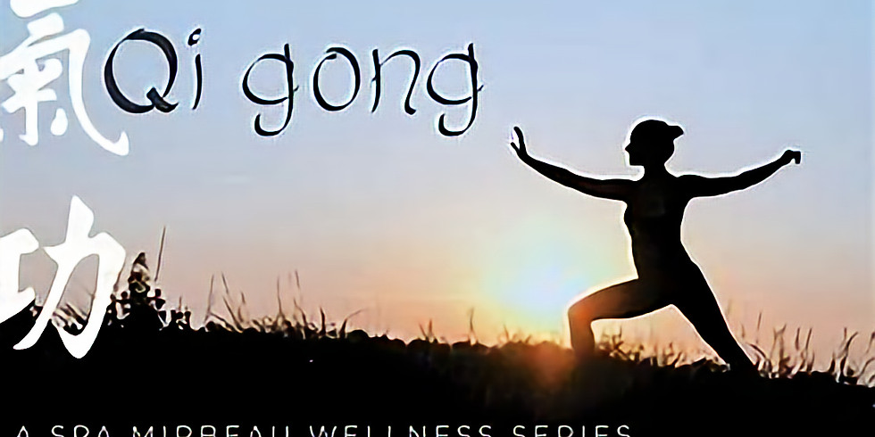 Etheric Touch Self Care: Qi Gong