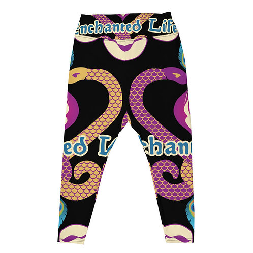 Enchanted Life Curvy  Size Leggings