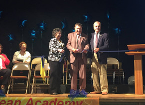 Ocean Academy Charter School's Ribbon Cutting Ceremony!