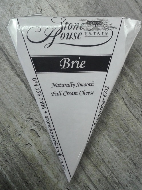 Stone House Brie 125g