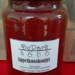 DePark Appelkooskonfyt