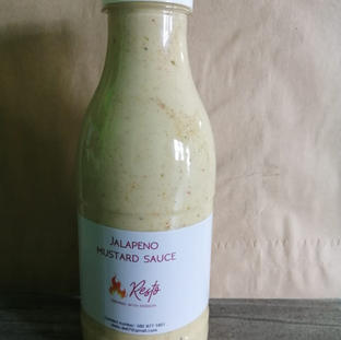 Resto Jalapeno Mustard Sauce