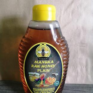 Manuka Raw Honey Plain
