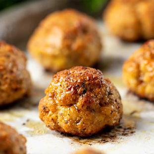 Chicken Meatballs Avg 660g