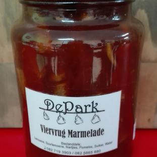 DePark Viervrug Marmelade