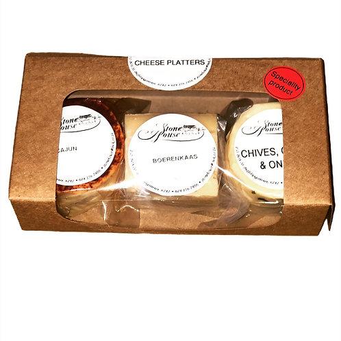 StoneHouse Picnic Box 3 Cheese