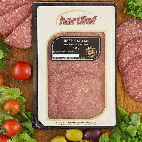 Hartlief Beef Salami 100g