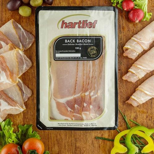 Hartlief Back Bacon 150g