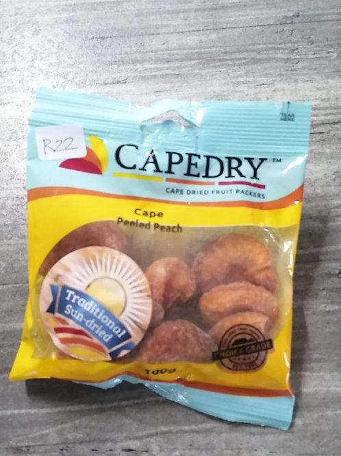 Cape Peeled Peaches (Traditional Sun-dried