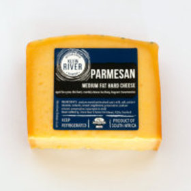Klein River Parmesan prepacked ave 250g