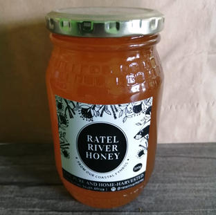 Ratel River Honey 500g.