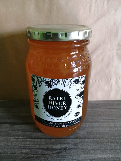Ratel River Honey 500g