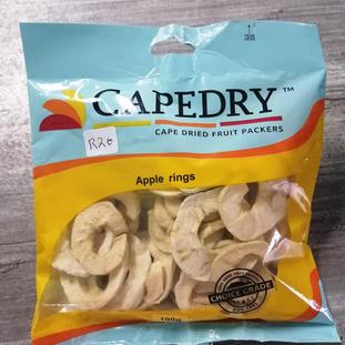 Apple Rings.