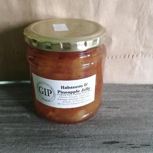 Habanero & Pineapple Jelly