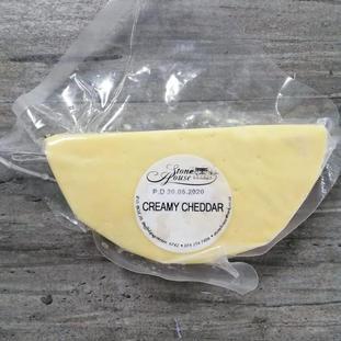 Creamy Cheddar Avg 250g