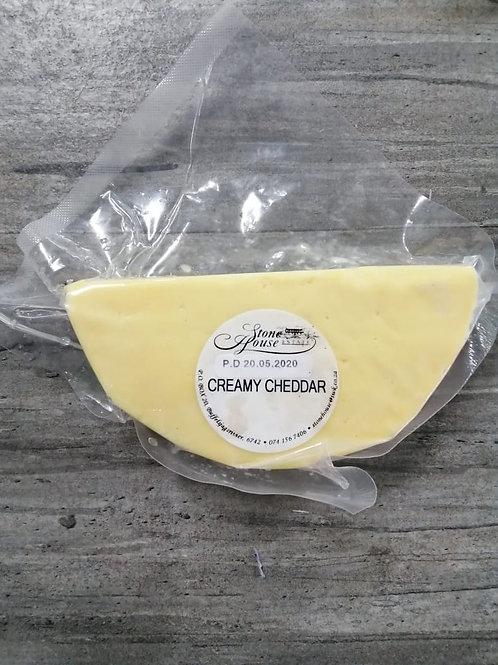 StoneHouse Creamy Cheddar Avg 250g