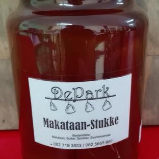 DePark Makataan Stukke.