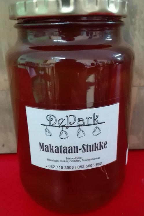 DePark Makataan Stukke