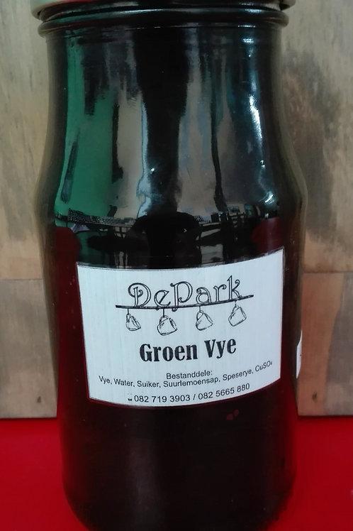 DePark Groen Vye (Joghurtpotjie)