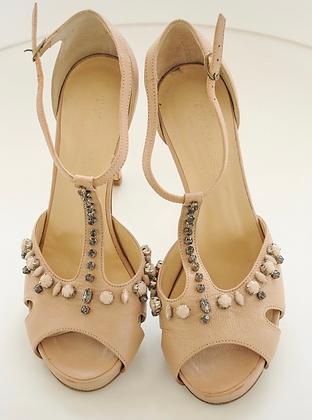 """""""Twinset"""" heels"""