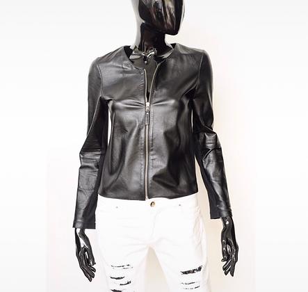 """""""Pinko"""" leather vest"""