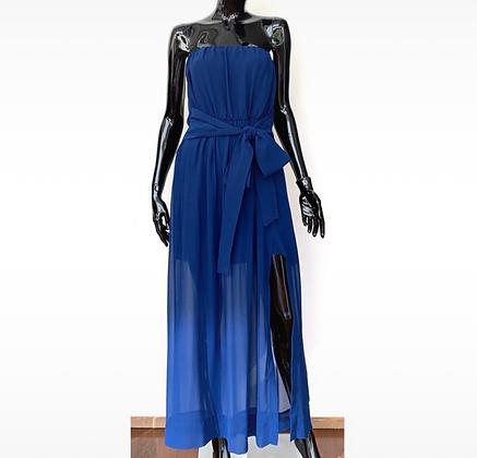 """Trussardi"" long dress"