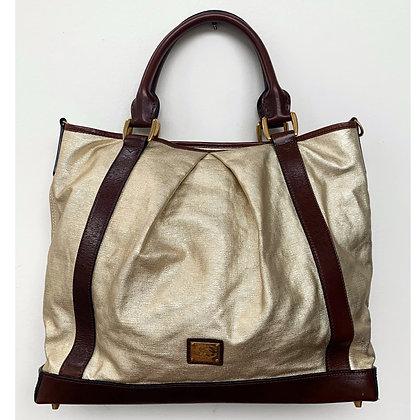 """Burberry"" shopping bag"