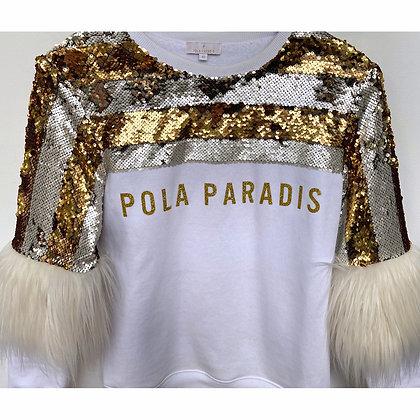 """Pola Paradis"" sweater"