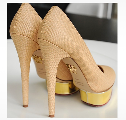 """""""Charlotte Olympia"""" pumps"""