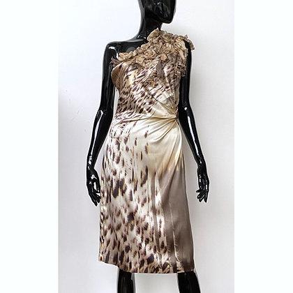 """Roberto Cavalli"" silk dress"