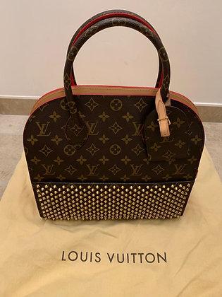 """Louis Vuitton"" Louboutin bag"