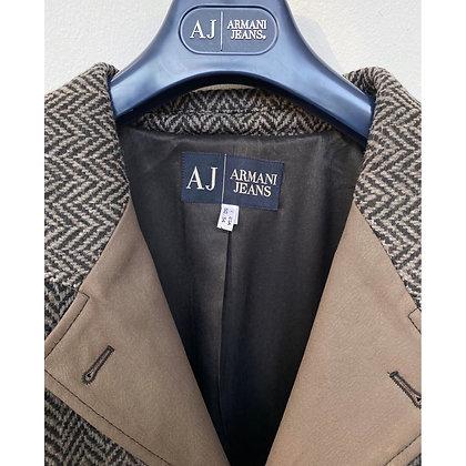 """Armani Jeans"" coat"