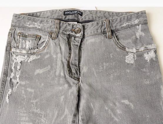 """Dolce & Gabbana"" skinny jeans"
