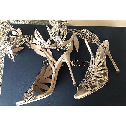 """""""Sergio Rossi"""" heels"""